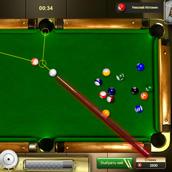 Скриншот 5 к игре Бильярд восьмерка