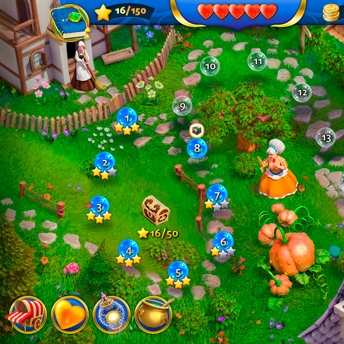 Скриншот 2 к игре Чудеса