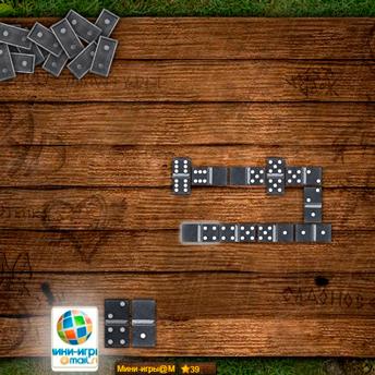 Скриншот 2 к игре Домино