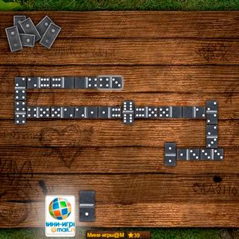 Скриншот 3 к игре Домино