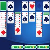 Скриншот 4 к игре Пасьянс Косынка
